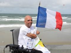 Philippe Croizon veut que « le handicap soit érigé en cause nationale »
