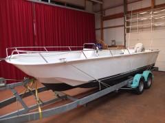 bateau Matthieu Bareaud