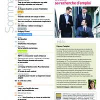 Sommaire Faire Face N°734 (Novembre-décembre 2014) copier