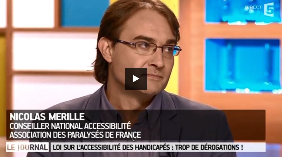 Ordonnance sur l'accessibilité : la pilule ne passe pas pour les associations