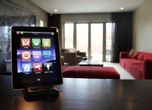 tablette pour piloter les equipements de sa maison