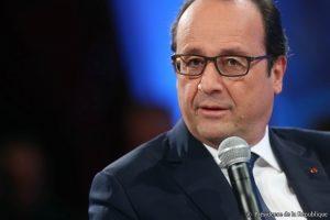 Francois Hollande à la conference nationale du handicap credit Presidence de la Republique P.Segrette