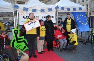 Action europeenne Nantes 11 02 2015