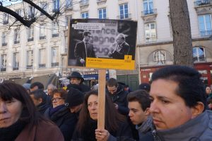 manifestants le 11 fevrier 2015 a Paris