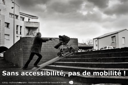 L'ordonnance accessibilité ratifiée, les handicapés toujours laissés de côté