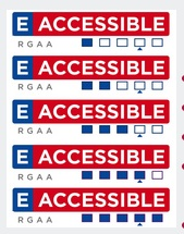 Label e accessible