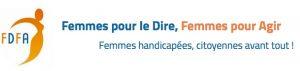 Maudy Piot - femmes pour le dire, femmes pour agir dans 3 - Informations : Logo-FDFA-300x71