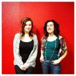 Charlotte Swiatkiewicz (à gauche) et Marina Mazzotti, programmatrices de la 36e édition du Festival international de films de femmes de Créteil, du 14 au 23 mars. © Livia Saavedra
