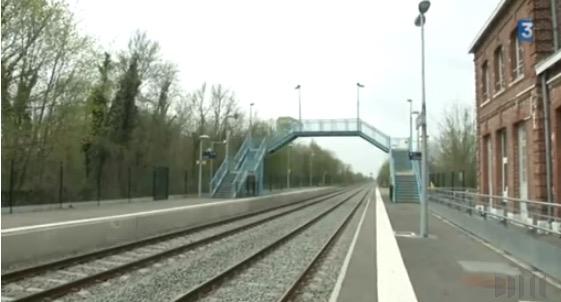 Gare de La Fère dans l'Aisne : un jeune homme handicapé mort pour cause d'inaccessibilité