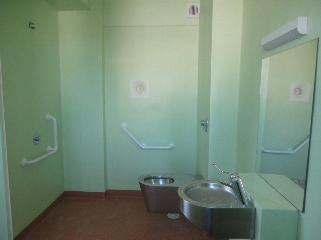 la prison de caen s adapte ses d tenus handicap s faire face toute l 39 actualit du handicap. Black Bedroom Furniture Sets. Home Design Ideas