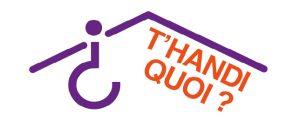 Logo de l'association © Association T'HandiQuoi