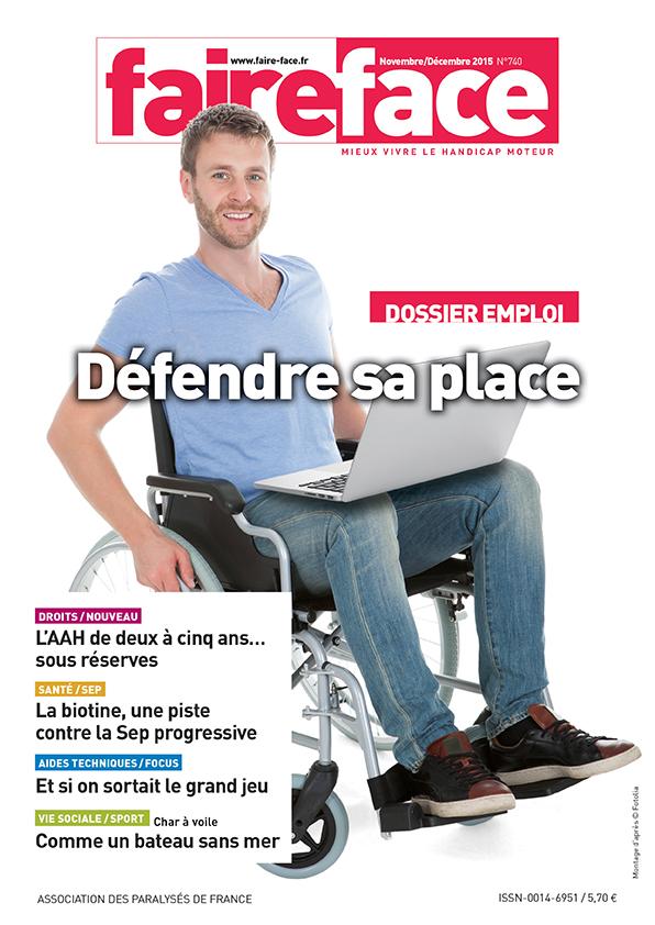 Dossier Maintien dans l'emploi personnes handicapées