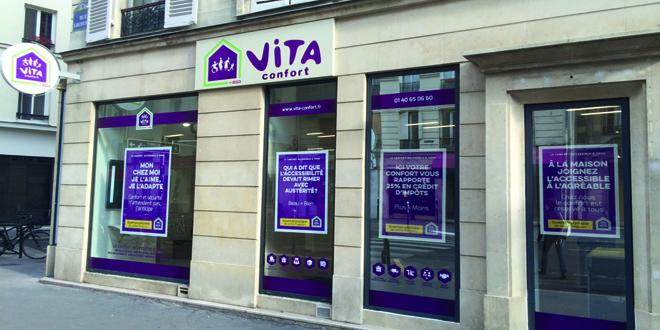 Vita Confort ouvre une boutique dédiée à l'accessibilité