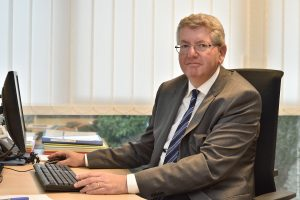 Igor Dupin est le directeur de la MDPH des Ardennes.