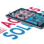 Access Solutions, forum dédié à l'accessibilité dans lequel vingt start-ups présentaient leurs solutions.