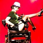 Mannequins handicapés et valides se succéderont sur le podium le 16 janvier à Paris pour le deuxième défilé Fashionhandi.