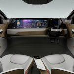 Habitacle d'une voiture autonome © Nissan