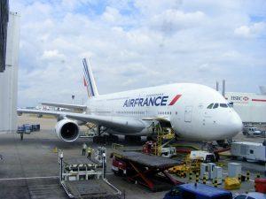 Air France fait partie des entreprises partenaires du CFA.