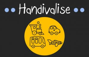 Handivalise ambitionne d'englober tous les types de transport.