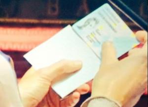 La carte mobilité inclusion aura la taille d'une carte de crédit.