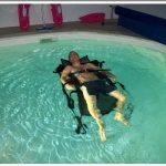 Se baigner, flotter, se détendre... C'est ce que propose le Baignalo. © DR