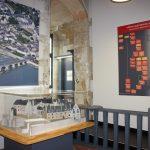 Des éléments de médiation offrent désormais un véritable espace d'introduction à la visite de ce château. © DR