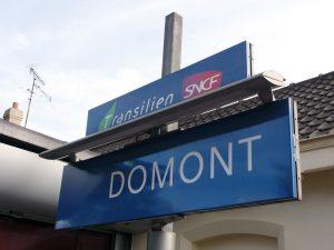 Gare de Domont