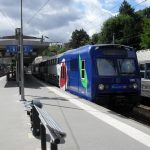 143 des 375 gares SNCF en Île-de-France vont être mises au normes d'accessibilité d'ici 2024.  Elles viendront s'ajouter aux 54 déjà accessibles ou en chantier.