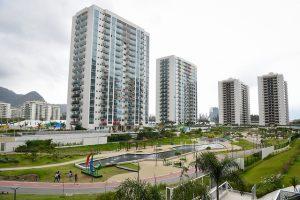 Le beau village paralympique de Rio