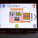 Tab'Lucioles est une application gratuite destinée à simplifier  l'interface des tablettes numériques.