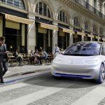 La sécurité de la voiture autonome est un enjeu crucial © VW
