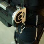 Les capteurs d'un exosquelette souple (stimulent les muscles mais n'assistent pas l'articulation © Harvard Biodesign Lab