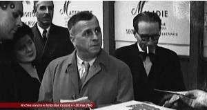 Dans La Sociale, Gillet Perret rend aussi hommage à Ambroise Croizat, méconnu ministre du Travail à la sortie de la guerre. ©La Sociale