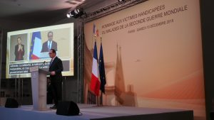 François Hollande : « La société a des devoirs a l'égard des plus vulnérables. »