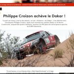 Philippe Croizon Dakar