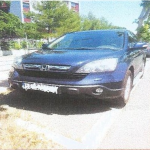 image SUV HONDA CRV