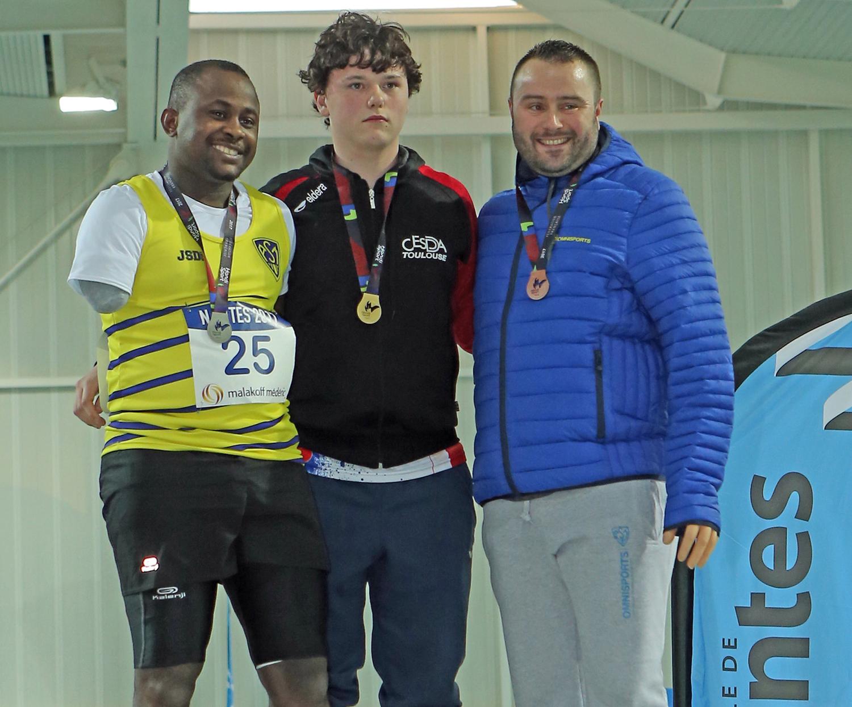 Athlétisme handisport : Inzourdine Abdallah défendra les couleurs de l'ASM Omnisports