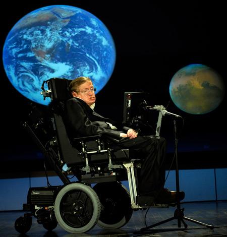 stephen hawking a rejoint l 39 univers faire face toute l 39 actualit du handicap moteur. Black Bedroom Furniture Sets. Home Design Ideas