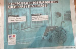 Aah un coup de pouce et des coups de ciseaux faire face toute l 39 actualit du handicap - Plafond de ressources aah ...