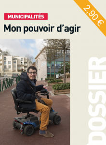 """""""Municipales – En situation de handicap, ils sensibilisent les candidats"""""""