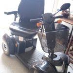 image Fauteuil roulant et scooter de mobilité