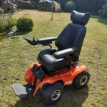 image Fauteuil 4x4 magic mobility x8