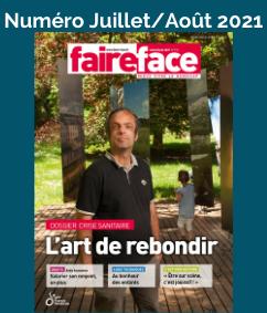 magazine Faire Face crise sanitaire
