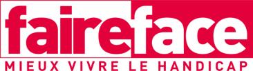 Logo Faire Face avec baseline