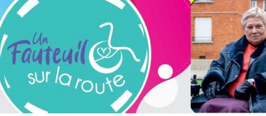 """""""Un fauteuil sur la route"""" : un périple de 100 km en 10 jours pour sensibiliser au handicap"""