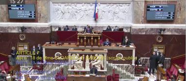 AAH en couple : devant l'Assemblée, le Gouvernement reste buté